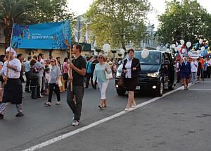 Сочи открыл Курортный сезон - 2014