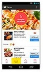 Сервис заказа еды Hitfood запустил мобильное приложение для пользователей Android