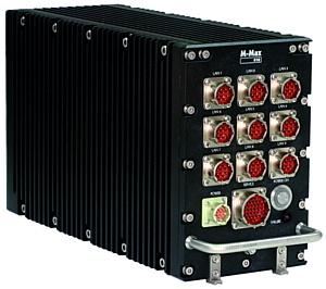 ATR-система M-Max 810 PR/MS3, представленная на Embedded World 2013, прошла все температурные тесты