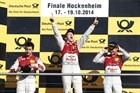 Audi – лучший автомобильный производитель на DTM 2014
