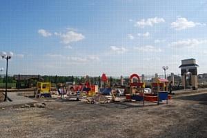 Москва: в коттеджном поселке  «Артек» появится детский городок