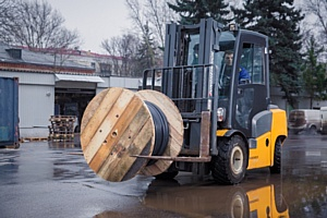 Погрузчики новой серии Stratus успешно прошли испытания в России