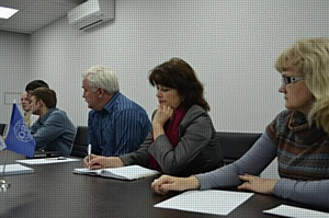 «Единство»: круглый стол под председательством вице-президента Л.Кагана