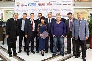 Легенды спорта на Торжественном Приеме Центра социальных и стратегических программ