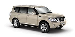 ������������ Nissan Patrol Titanium ��� � ���������� ����Ļ