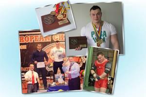 «МИРОПЛАСТ» поздравляет Сергея Иванова с победами в турнирах по пауэрлифтингу