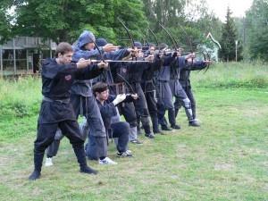 Дни Японии: мастер-класс по боевому искусству японских шпионов ниндзя