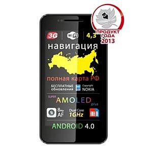 Смартфон Infinity II от компании Explay признан продуктом года 2013