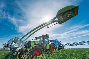 На Дне поля DLG компания Claas представит новейшие технологии высокоточного земледелия