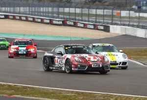 Вторая победа Zimmermann Porsche на чемпионате VLN 2016