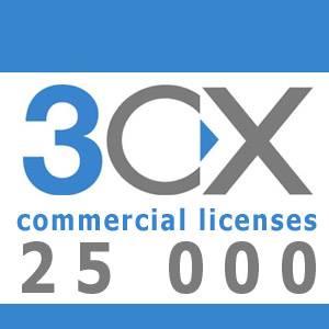 3CX Phone System – продано 25 000 коммерческих лицензий