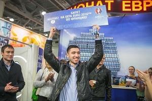 Бренд «Балтика 7» на Metro Expo рассказал о спонсорстве УЕФА ЕВРО 2016