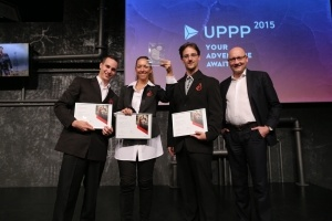 MOL Group награждает победителей конкурса UPPP 2015 - команду «Oil Fnatic»