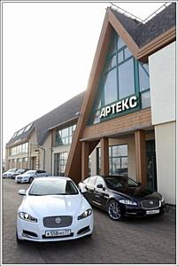 Jaguar AWD для яркой зимы