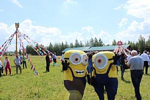 Праздники с «Ростелекомом» провели около 2000 жителей Чувашии
