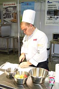 Молодежный Чемпионат по кулинарии и сервису «Студенческий ПИР – 2012»