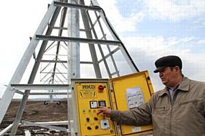 При поддержке Россельхозбанка в Кузбасс появилась уникальная дождевальная установка