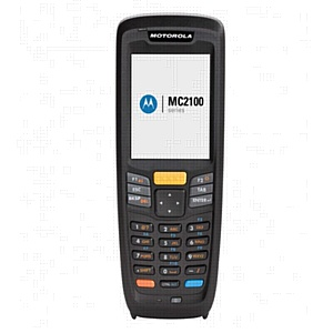������� � ����� ������ ���������� ����� ������ Motorola MC2100