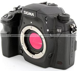 Sigma SD1 Merrill body  уже в продаже