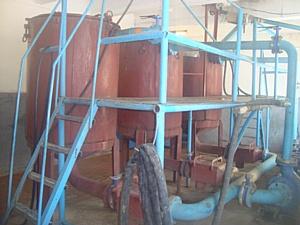 Установка приготовления кормовой патоки для крс
