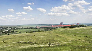 Новый завод Холдинга «Евроцемент груп» обеспечит цементом Воронежскую область и Юг России