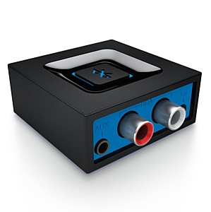 ����� Logitech Bluetooth Audio Adapter ��������� ���� ������� ������� � ������������ ������������