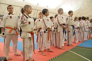 Тамбов: Завершился чемпионат России по Косики каратэ