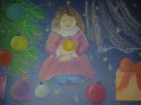 Позитроника подарила детям новогоднее чудо