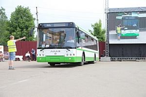 В Ивановской области подвели итоги всероссийского конкурса «Лучший водитель автобуса – 2015»