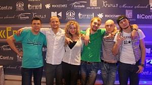 Юбилейный концерт группы «Ермаков и К»