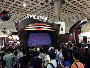 GeIL и EpicGear продемонстрировали свою продукцию на выставке Computex 2015
