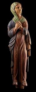 """Презентация книги """"Благословенно Древо. Резная православная икона и скульптура XVII-XX вв."""""""