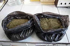 Украинец сядет надолго за контрабанду марихуаны