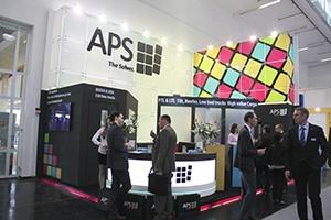 APS представил Россию и Беларусь на выставке Transport Logistic 2015