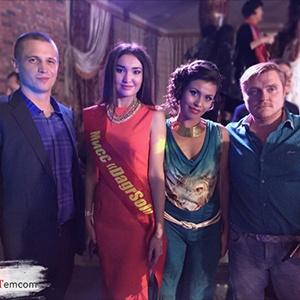 """Компания ARTemcom - один из спонсоров конкурса """"Мисс Караганда 2014"""""""