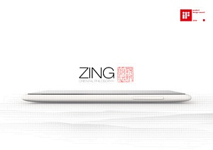 ����� ZTE Zing �������� ���������� ������������� ������� 2014 iF International Design Award