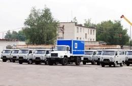 Автопарк Курскэнерго пополнился новой техникой повышенной проходимости