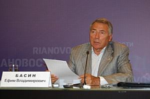В «РИА Новости» прошла пресс-конференция президента НОСТРОЙ Ефима Басина