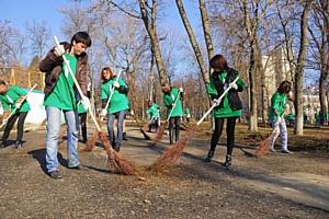 В Екатеринбурге стартует экологический сезон «Зелёных Команд» Coca-Cola Hellenic