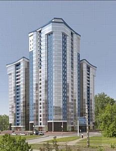 На Урале построили жилой комплекс – в виде арт-объекта