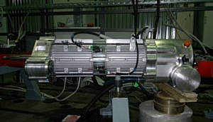 Успешно завершены пробные испытания супервариатора Combarco