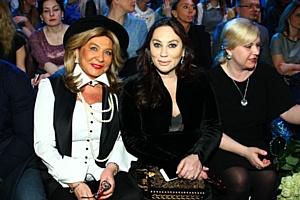 Открытие 35-го сезона Неделя Моды. Сделано в России в Гостином дворе