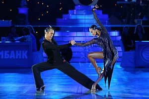 Чемпионат Европы 2016 по латиноамериканским танцам среди профессионалов на паркете Кремля 23 апреля