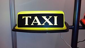 Единого цвета такси в России не будет