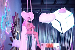 Litso Art Company провела корпоративный вечер для компании Sminex