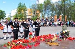 Энергетики «Липецкэнерго» участвуют в подготовке празднования Победы