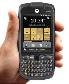 Эксперты Саотрон протестировали бизнес – смартфон Symbol ES400