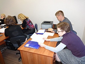 Обучение риелторов в учебном центре «Обмен.ру»