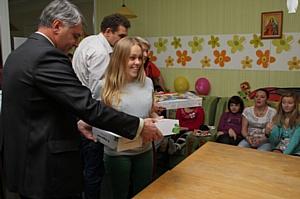 Певица Алеша присоединилась к инициативе «Шаг навстречу»