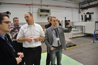 Обучение специалистов компании на заводах SCM GROUP